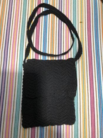 Foto Carousel Producto: Bolsa pequeña tejida GoTrendier