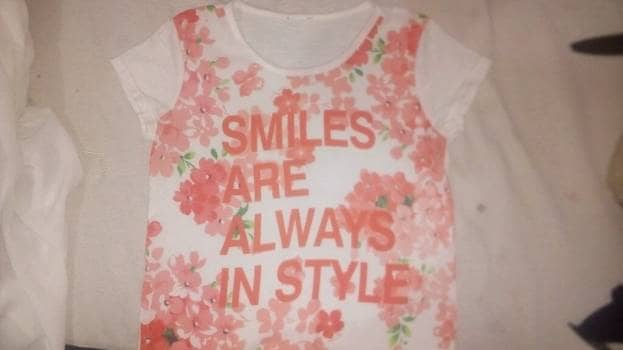 Foto Carousel Producto: Blusa SMILES ARE ALWAYS IN STYLE GoTrendier
