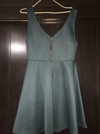 Foto Carousel Producto: Vestido verde aqua GoTrendier