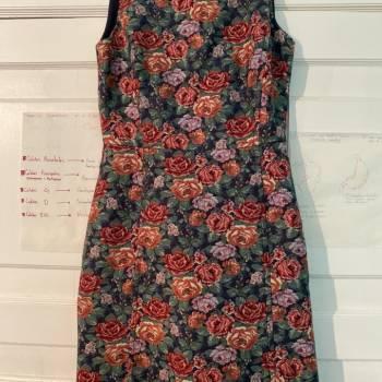 Foto Carousel Producto: Vestido floreado de julio GoTrendier