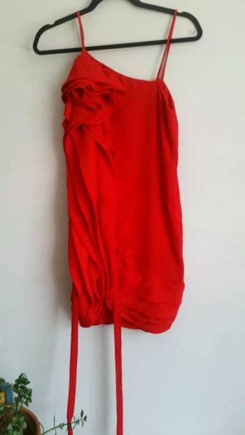 Foto Carousel Producto: Espectacular vestido para ceremonias GoTrendier