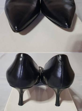 Foto Carousel Producto: Zapatos negros tipo zapatilla, NINE WEST GoTrendier