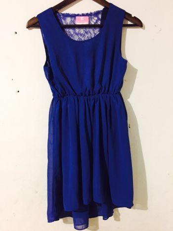 Foto Carousel Producto: 2x1 Vestido azul TL GoTrendier