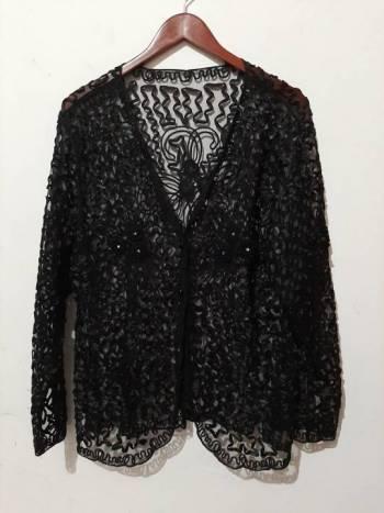 Foto Carousel Producto: Suéter transparente talla XL (38/40) GoTrendier