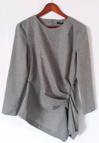 Foto Carousel Producto: Blusa elegante / formal con diseño original GoTrendier