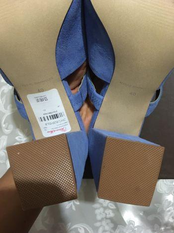 Foto Carousel Producto: Mules de piel talla 26 GoTrendier