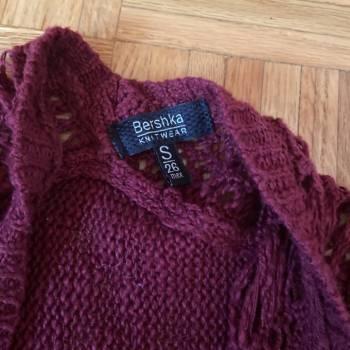 Foto Carousel Producto: Suéter tejido vino GoTrendier