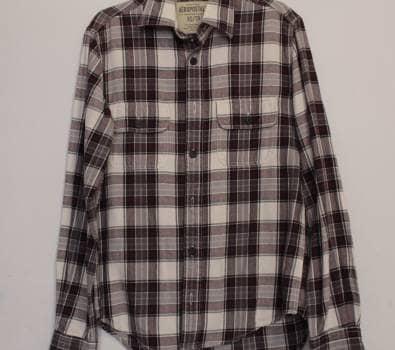 Foto Carousel Producto: Camisa cuadros estilo leñador GoTrendier