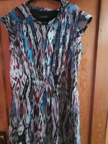 Foto Carousel Producto: Vestido multicolor L marca Violeta GoTrendier