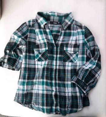 Foto Carousel Producto: Camisa casual verde GoTrendier
