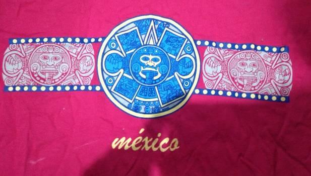 Foto Carousel Producto: Blusa logo Mexico GoTrendier