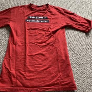 Foto Carousel Producto: Vestido t shirt  GoTrendier