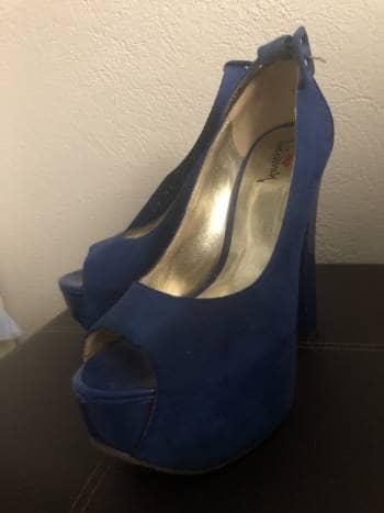 Foto Carousel Producto: Zapatillas de plataforma LuiChinny GoTrendier