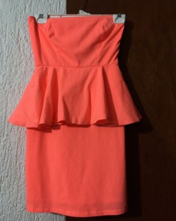 Foto Carousel Producto: Vestido Neon Zara GoTrendier