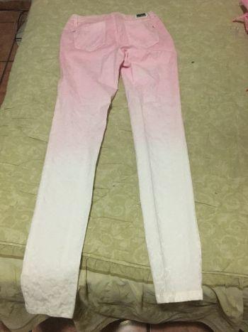 Foto Carousel Producto: Pantalón strech rosa GoTrendier