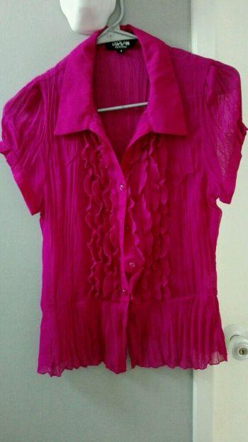 Foto Carousel Producto: Blusa color bugambilia  GoTrendier