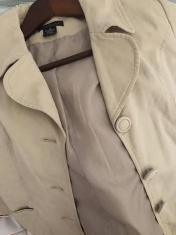 Foto Carousel Producto: Blazer casual con manga tres cuartos.  GoTrendier