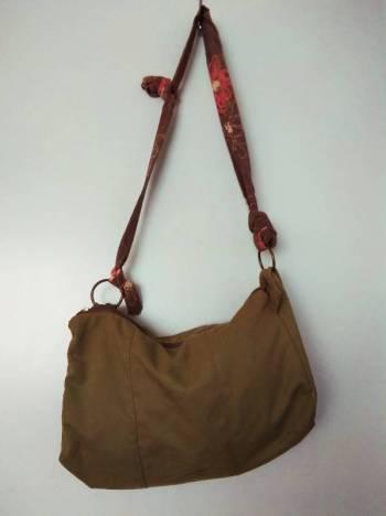 Foto Carousel Producto: ⭐ Bolsa estilo militar de tela verde⭐   GoTrendier