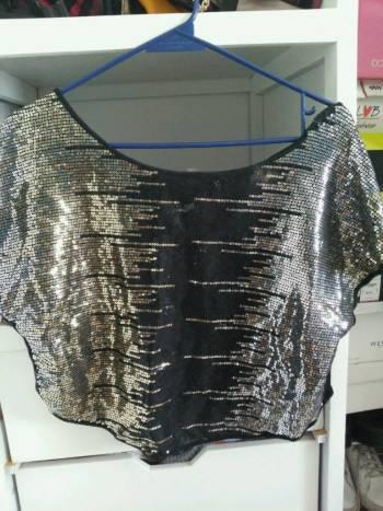 Foto Carousel Producto: Blusa brillosa GoTrendier