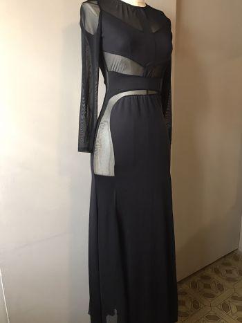 Foto Carousel Producto: Vestido trasparencias GoTrendier