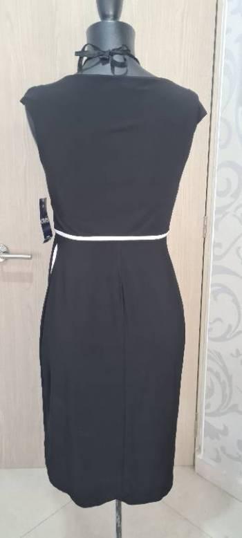 Foto Carousel Producto: Vestido Casual CHAPS negro  GoTrendier
