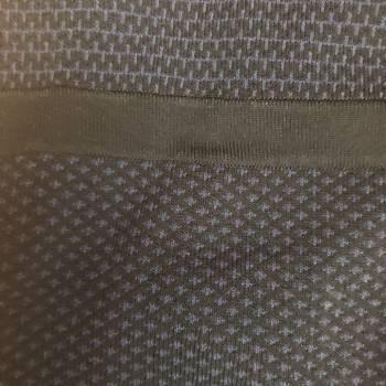 Foto Carousel Producto: Blusa tipo peplum azul con negro GoTrendier