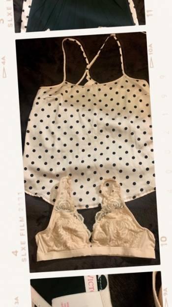Foto Carousel Producto: Juego camisole y bralette Victoria's GoTrendier
