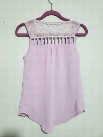 Foto Carousel Producto: Blusa lila GoTrendier