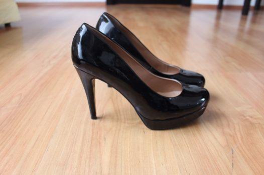 Foto Carousel Producto: Zapatos negros westies GoTrendier