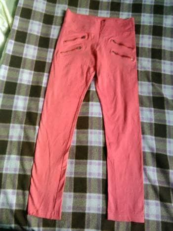 Foto Carousel Producto: Pantalon de vestir color coral GoTrendier