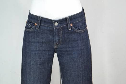 Foto Carousel Producto: 7 FOR ALL MAN KIND Jeans, azul, Roxanne Talla 29 GoTrendier