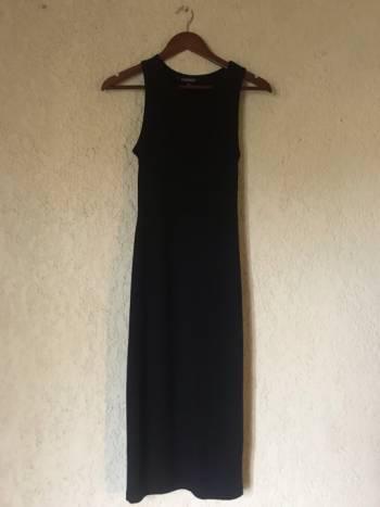 Foto Carousel Producto: Vestido express negro GoTrendier