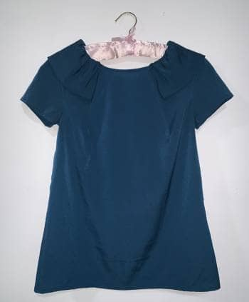 Foto Carousel Producto: Blusa turquesa oscuro GoTrendier