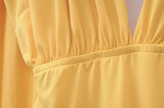 Foto Carousel Producto: Pantiblusa amarilla GoTrendier