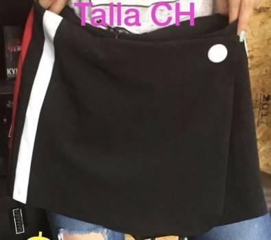 Foto Carousel Producto: Mini falda rayas GoTrendier
