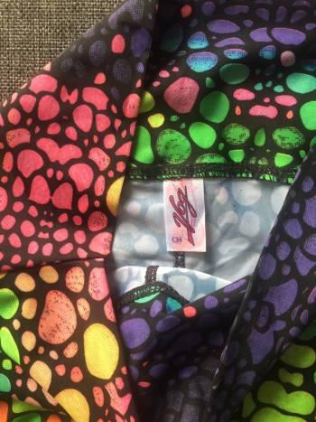 Foto Carousel Producto: Leggings multicolor GoTrendier