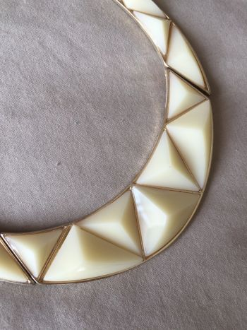 Foto Carousel Producto: Collar con textura GoTrendier