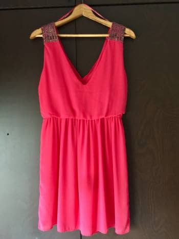 Foto Carousel Producto: Pink Cute Dress GoTrendier