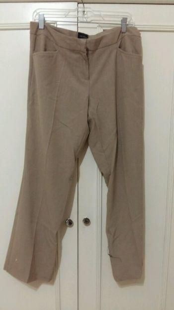 Foto Carousel Producto: Pantalon color arena GoTrendier