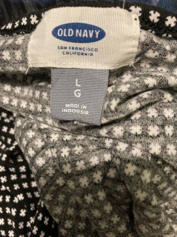 Foto Carousel Producto: 2X1 forever old navy L GoTrendier