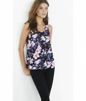 Foto Carousel Producto: Top EXPRESS floral GoTrendier