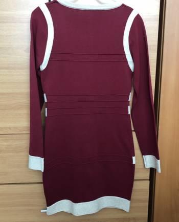 Foto Carousel Producto: Mini-vestido vino GoTrendier
