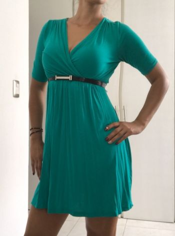 Foto Carousel Producto: Vestido casual cintura alta GoTrendier