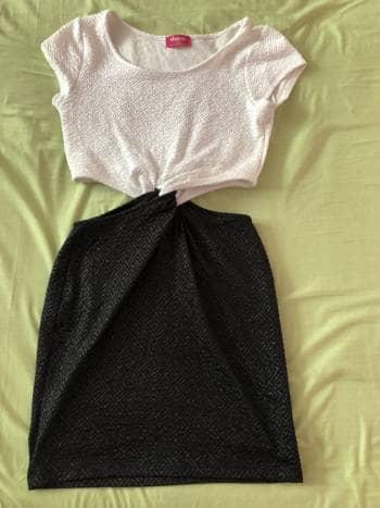 Foto Carousel Producto: Vestido con aperturas en la cintura talla m-g GoTrendier