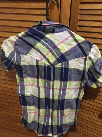 Foto Carousel Producto: Camisa de cuadros GoTrendier