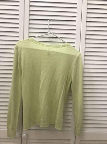 Foto Carousel Producto: Suéter amarillo/limón GoTrendier