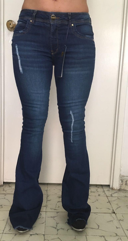 Jeans Studio F Acampanados De Segunda Mano Gotrendier