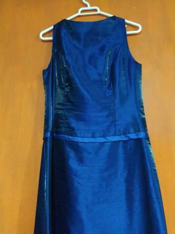 Foto Carousel Producto: Elegante Vestido azul  GoTrendier