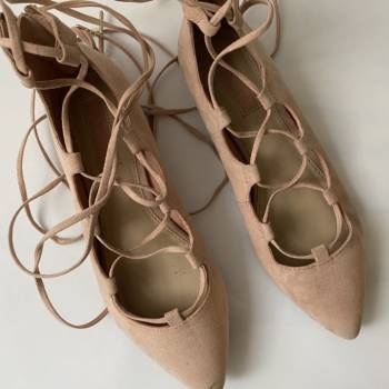 Foto Carousel Producto: Ballerina flats  GoTrendier