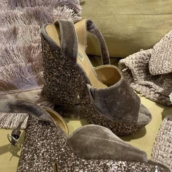 Foto Carousel Producto: GLITTER HEELS  GoTrendier